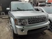 Land Rover LR4 2012 Silver | Cars for sale in Lagos State, Lagos Mainland