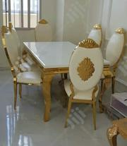 Royal Marble Dining Table. | Furniture for sale in Abuja (FCT) State, Wuse