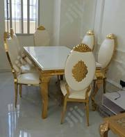 Royal Marble Dining Table.   Furniture for sale in Rivers State, Eleme