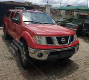 Nissan Frontier 2005 Automatic Red | Cars for sale in Osun State, Ife Central