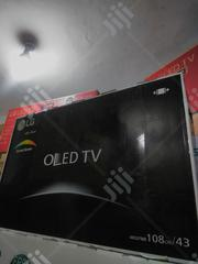 Oled LG Curved Television 43incsh | TV & DVD Equipment for sale in Lagos State, Ojo