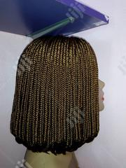 Wig Glammy 8 Inches Short Braid | Hair Beauty for sale in Lagos State, Amuwo-Odofin