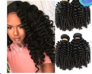 Human Hair Funmi Curls And Bouncy Curly Funmi Hair | Hair Beauty for sale in Lagos State, Lagos Island