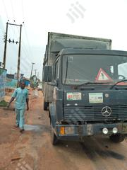 Company Neatly Used Mercedes-benz 814 Trailer 1996 Black | Trucks & Trailers for sale in Kwara State, Ilorin South