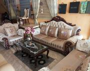 Complete Set of Fabric Sofa Chair   Furniture for sale in Lagos State, Amuwo-Odofin