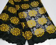 Quality Net Lace Black | Clothing Accessories for sale in Lagos State, Lagos Island