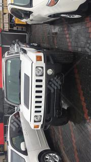 Hummer H3 2009 T Weekend Warrior White | Cars for sale in Lagos State, Lekki Phase 2