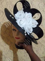 Women Formal Designer Rose Hat | Clothing Accessories for sale in Lagos State, Lagos Island