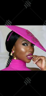 Ladies Formal Designer Hat In Pink | Clothing Accessories for sale in Lagos State, Lagos Island