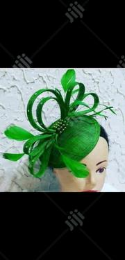 Ladies Formal Designer Hat In Green | Clothing Accessories for sale in Lagos State, Lagos Island