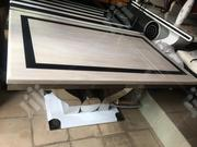 Quality Marble by 6 Chairs | Furniture for sale in Lagos State, Agege