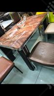 Quality Marble by 6 Chairs | Furniture for sale in Agege, Lagos State, Nigeria