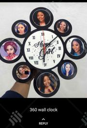 Customize 360 Wallclock | Home Accessories for sale in Lagos State, Yaba