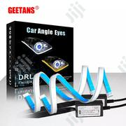 2pairs Of Daytime/Night/Singal Led Car Angel Light | Vehicle Parts & Accessories for sale in Lagos State, Ikeja