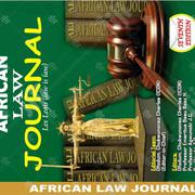 African Law Journal | Legal Services for sale in Lagos State, Lagos Mainland