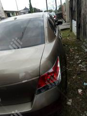 Honda Accord 2009 2.0 i-VTEC Automatic Gold   Cars for sale in Rivers State, Port-Harcourt