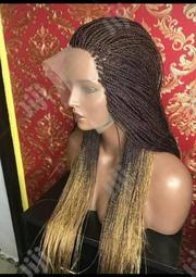 Ear To Ear Frontal Braided Wig | Hair Beauty for sale in Lagos State, Amuwo-Odofin