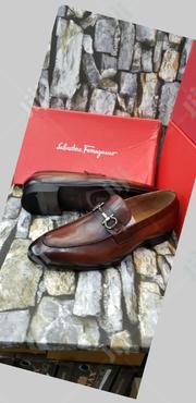 Men Leather Shoes. UK Anax Design | Shoes for sale in Lagos State, Lagos Island