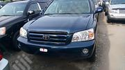 Toyota Highlander 2006 Blue   Cars for sale in Lagos State, Apapa