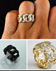 Cuban Rings   Jewelry for sale in Lagos State, Lagos Island
