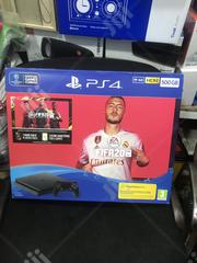 Playstation 4 Slim With Fifa 2020 500gb | Video Game Consoles for sale in Lagos State, Ikeja