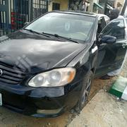 Toyota Corolla 2004 Black | Cars for sale in Rivers State, Port-Harcourt