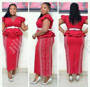 Trendy Red Fashionable Turkey Wear | Clothing for sale in Lagos State, Lagos Island