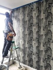 We Install 3D & 2D Wallpapers [Xii] | Building & Trades Services for sale in Abuja (FCT) State, Gaduwa