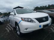 Lexus RX 2011 White   Cars for sale in Lagos State, Apapa