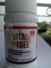 Permanent Cure For Ulcer New Improved Mebo GI Vital 100%Natural Cure | Vitamins & Supplements for sale in Abuja (FCT) State, Kubwa