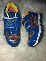 Spiderman Sports Sneakers | Children's Shoes for sale in Rivers State, Port-Harcourt