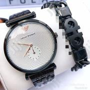 Exclusive Emporio Armani Wristwatch With Bracelet | Jewelry for sale in Lagos State, Lagos Island
