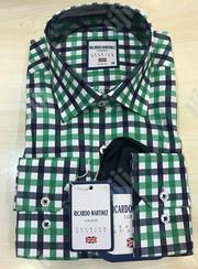 Quality Checked Men's Long Sleeved Shirt | Clothing for sale in Lagos State, Lagos Island