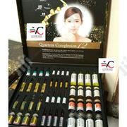 Quattrox Complexion 12 Infusion Whitening Skin System | Vitamins & Supplements for sale in Lagos State, Ojo