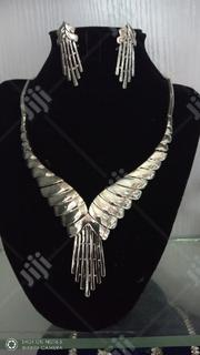 Nice And Simple Silver Costume For Events | Jewelry for sale in Ogun State, Obafemi-Owode