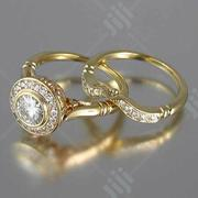 14k Gold Wedding Ring Set | Jewelry for sale in Abuja (FCT) State, Dutse