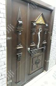 4ft High Quality Security Luxury Door. | Doors for sale in Lagos State, Orile