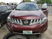 Nissan Murano 2008 3.5 Red | Cars for sale in Rivers State, Port-Harcourt
