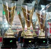 Golden Luxurious Award Trophy | Arts & Crafts for sale in Abuja (FCT) State, Jabi