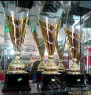 Golden Luxurious Award Trophy | Arts & Crafts for sale in Abuja (FCT) State, Gwagwalada