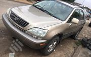 Lexus RX 2001 Gold | Cars for sale in Lagos State, Surulere