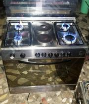 ELBA Big 6 Burner Gas Cooker + Oven Grill | Restaurant & Catering Equipment for sale in Lagos State, Lagos Mainland