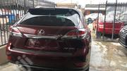 Lexus RX 2015 350 AWD Red | Cars for sale in Lagos State, Surulere