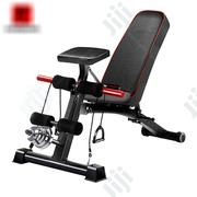 Power Flex Commercial 6in1 Multipurpose Bench | Sports Equipment for sale in Lagos State, Surulere