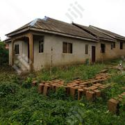 Land with 2 Bedroom Flat for Sale at OOU, Ifo Ibogun. | Land & Plots For Sale for sale in Lagos State, Ikeja