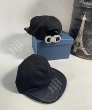 """DIOR CD"""" Buckle Cotton Baseball Cap 