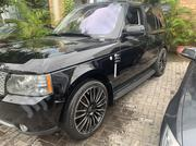 Land Rover Range Rover Vogue 2012 Black | Cars for sale in Abuja (FCT) State, Guzape
