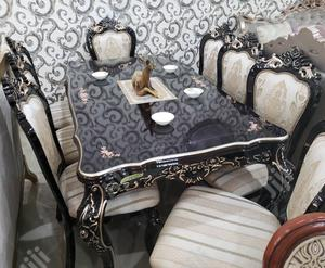 Royal Dining Table Set by 8