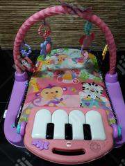 Baby Play Mat ( Fisherprice Baby Piano Playmat) | Toys for sale in Lagos State, Ikeja