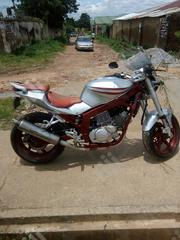 Hyosung GT250R 2007 Silver | Motorcycles & Scooters for sale in Niger State, Minna